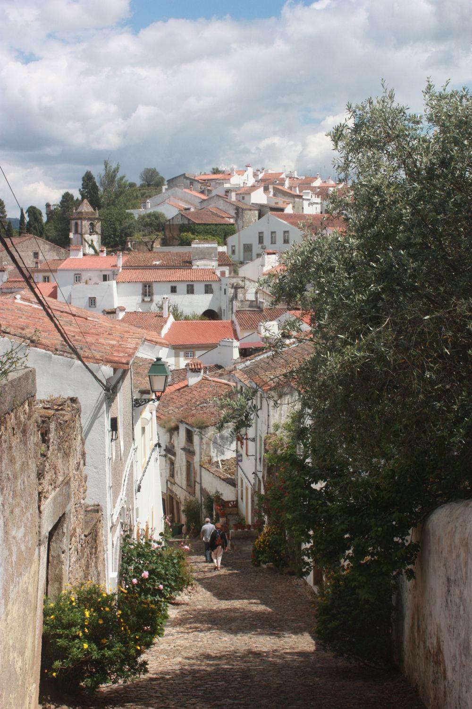 Street Castelo de Vide